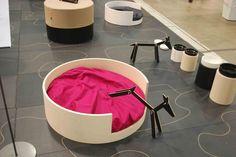 Neroko pop-up in Habitare Design & Interior Fair Interior Design, Chair, Pop, Furniture, Home Decor, Nest Design, Popular, Decoration Home, Home Interior Design