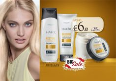 Set Hair-X Restore Therapy
