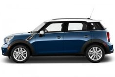 This is the car I want now - 2011 Mini Cooper Countryman.