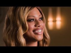 Laverne Cox, a brave transgender actor who appears in Orange is the New Black, shares her story--