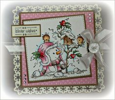Image result for whimsy stamps miss frosty