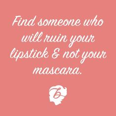 Words of Wisdom from Benefit Cosmetics