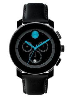 Movado Bold Chronograph Watch