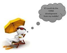 SAP HANA Central : SAP HANA Web-based Tools