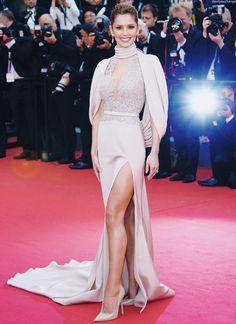 Cheryl Fernandez-Versini at the 68th Annual Cannes Film Festival