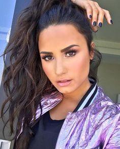 """""""Mi piace"""": 152 mila, commenti: 3,033 - Demi Lovato (@ddlovato) su Instagram: """"I love a good high pony """""""