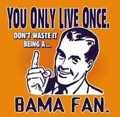 That's funny! War Eagle! Check out ~ sports stories that inform and entertain RollTideWarEagle.com and learn the rules of the game we love on Train Deck, it's free! #Auburn