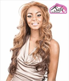 IsIs Red Carpet Lace Front Wig Super Valentine