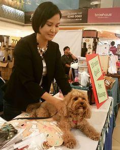 Our furry employee enjoying a massage from our friendly neighbour. Talk about employee benefits  #dogmassage #massage #weekend #weekendwarrior #pawfest #pawfest2016 #dogs #dogsofinstagram #cavoodle #cavoodlesofinstagram #cavapoo #sgig #sgpets #sgpetlovers #sgdogs #petsmagazinesg #ilovemydog #magasinmiyabi http://buff.ly/2c1gzuN