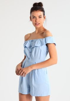 Shoulder Dress, Rompers, Collection, Dresses, Fashion, Vestidos, Moda, Fashion Styles, Romper Clothing