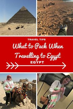 Egypt Travel Tips: Advice on what female travellers should wear and pack when travelling to Egypt. Dressing respectfully means less hassle so you will enjoy your vacation more!