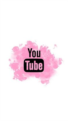 Youtube Banner Backgrounds, Youtube Banners, Instagram Symbols, Instagram Logo, Youtube Kawaii, Youtube Logo, Youtube Youtube, Social Network Icons, Social Media Icons