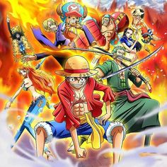 All Pictures Of Strawhat Pirates (One Piece) - Mugiwara Team 8 One Piece World, One Piece 1, One Piece Anime, The Special One, Manga Story, The Pirate King, Nico Robin, Cartoon Games, Top 5