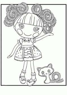 lalaloopsy jewel sparkle coloring pages.html