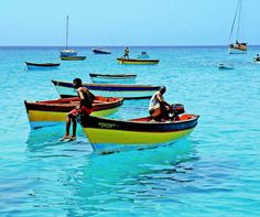 Africa the beautiful, Cape Verde