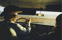 Road trip again  William Eggleston, Untitled, 1972.