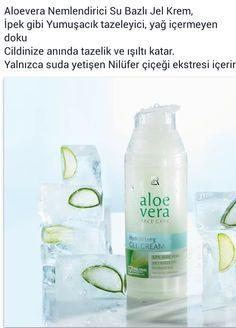 LR Health&Beauty Sibel Lr Beauty, Aloe Vera For Face, Cosmetics Ingredients, Jelsa, Face Care, Health And Beauty, Cream, Bottle, Creme Caramel