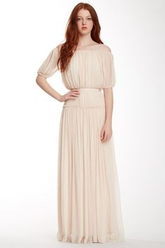 Cora Silk Dress on HauteLook