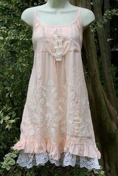 Love & Lace Bohemian Babydoll Dress