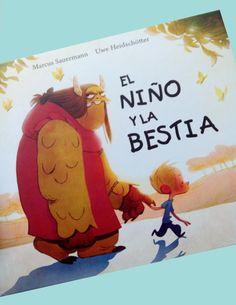 La Gallina Pintadita: Hoy leemos. El niño y la bestia