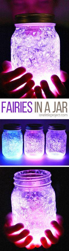 Super diy projects for kids girls mason jars ideas Mason Jars, Pot Mason, Mason Jar Crafts, Diy Projects To Try, Projects For Kids, Diy For Kids, Crafts For Kids, Art Projects, Cool Kids Rooms