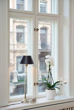 Fensterbank Deko   Stilvolle Deko Ideen Für Die Fensterbank