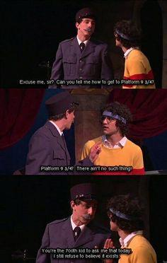 Very Potter Musical. Harry Potter Musical, Harry Potter Jokes, Harry Potter Universal, Harry Potter Fandom, A Very Potter Sequel, Avpm, Team Starkid, Yer A Wizard Harry, Fandoms
