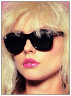 #BLONDIE Debbie Harry