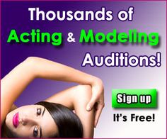ExploreTalent: Submit yourself to  Casting Calls right now!  Since its debut in 2003, ExploreTalent.com has become the Internet's largest audition, job and casting call resource for actors, models, musicians, dancers, and production crew.  http://www.anrdoezrs.net/2j102vpyvpxCKFEMGHDCEDHHKJDH.  CSR PRODUCTIONS Entertainment Group, Inc.  www.csrentertainment.com.  #csrproductions, #csrentertainment, #explore. #talent, @csrproductions1