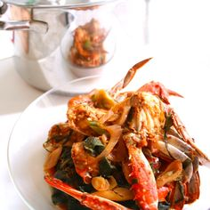 Spicy Korean Crab Stew Recipe by misshangrypants on #kitchenbowl