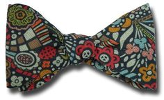 Liberty of London-Otto's Field Bow Tie