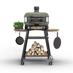 Best Outdoor Pizza Oven, Portable Pizza Oven, Outdoor Oven, Outdoor Cooking, Wood Fired Oven, Wood Fired Pizza, Oven Design, Fire Pizza, Fire Cooking