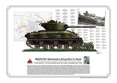 The Sherman was the main Allied tank in mass-produced to an extent of and used in countless conflicts through numerous decades. Army Usa, Sherman Tank, Joining The Army, Armored Vehicles, Armored Car, Emergency Response, D Day, Framed Prints, Mood