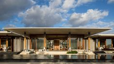 How Aman Changed Hotel Design Forever   Architectural Digest Tropical Architecture, Hotel Architecture, Commercial Architecture, Modern Architecture House, Origami Architecture, Architectural Digest, Modern Office Design, Modern House Design, Design Hotel
