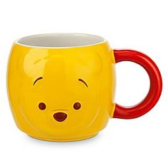 "Disney Winnie the Pooh ''Tsum Tsum'' Mug | Disney StoreWinnie the Pooh ''Tsum Tsum'' Mug - But first, coffee%u2026and Winnie the Pooh! Inspired by adorable ""Tsum Tsum"" art and built to house a super duper pour, there are Hundreds of Acres of reasons to love this stackable large mug."