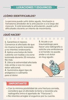 Guía de primeros auxilios