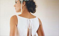 Klasyczna biała suknia ślubna