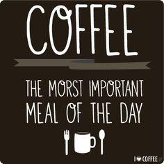 I love coffee quotes. I collected my favorite 12 coffee quotes.