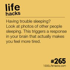 The post An Odd Trick That Will Help You Get To Sleep Quicker appeared first on 1000 Life Hacks.
