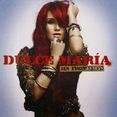 Musica é Tudo !!!: Cd Dulce Maria – Sin Fronteras