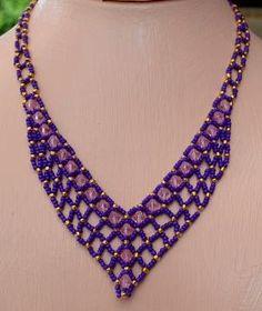 Beading Necklace. Craft ideas 5130 - LC.Pandahall.com