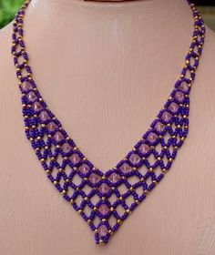 Beading Necklace. Craft ideas 5130 - LC.Pandahall.com