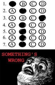 [funny comic] Exams ! | iFunny