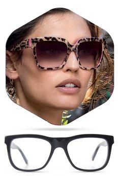 D&G Sunglasses Women, Eye, Fashion, Moda, Fashion Styles, Fashion Illustrations