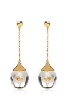 Memorabilia Earrings by Bibi van der Velden for Preorder on Moda Operandi