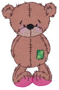 Embroidery | Free Machine Embroidery Designs | Bunnycup Embroidery | Raggedy Bears