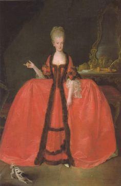 Maria Carolina d'Asburgo Lorena
