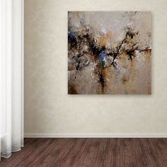 Trademark Fine Art Sands of Time II Canvas Art by CH Studios, Size: 24 x 24, Multicolor