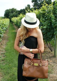 WINERY outfit | Get Your CHIC On | by Shantell Robertson