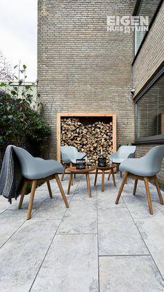 Outdoor Seating, Outdoor Decor, Back Garden Design, Montpellier, Back Gardens, Garden Inspiration, Garden Ideas, Dining Chairs, New Homes